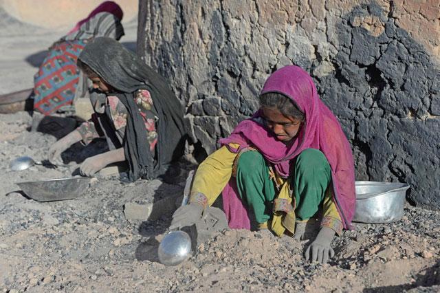 Afghanistan krok upp