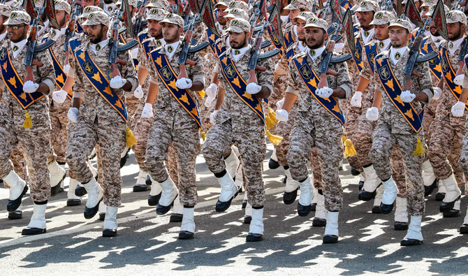 FILES-US-IRAN-MILITARY-DIPLOMACY-IRGC